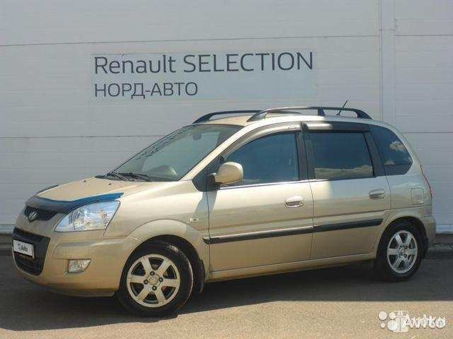 Продажа б/у Hyundai Matrix (Хендай Матрикс) 1.8 AT 2009 в Твери за 399000 Р